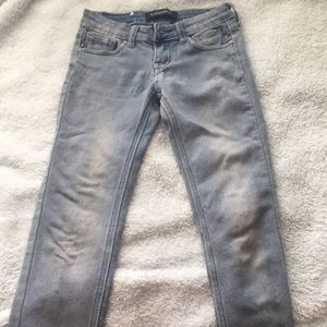 Girls jeans size8